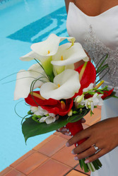 Букет невесты  Желанная