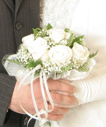 Букет невесты Анюта